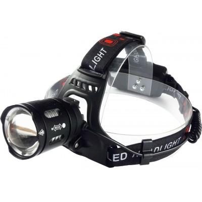 Налобный аккумуляторный светодиодный фонарь T30 диод P50