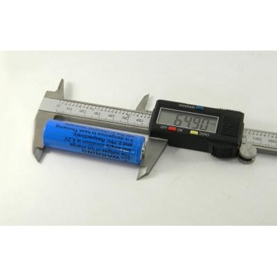 Электронный штангенциркуль с LCD микрометр в кейсе