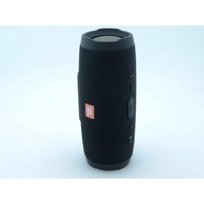 Портативная bluetooth колонка спикер JBL Charge 3 Чёрный