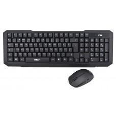 Русская беспроводная клавиатура + мышка HK 118