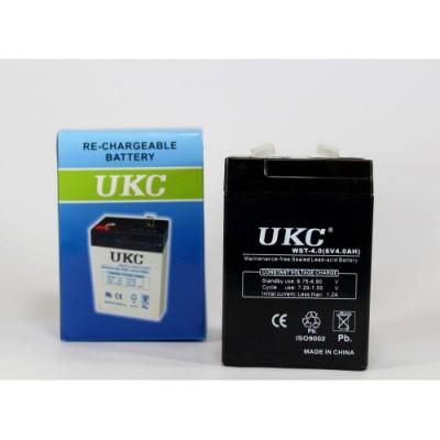 Аккумулятор BATTERY RB 640 6V 4A UKC