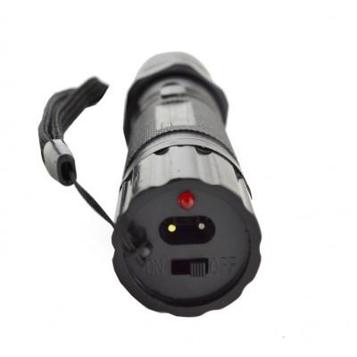 Тактический фонарь Police BL-1101 200000KV фонарик шокер
