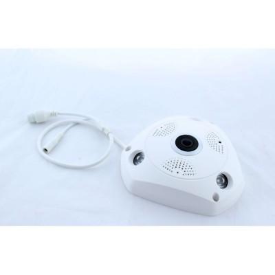 3D панорамная IP камера видеонаблюдения XPX 360 градусов WI-FI Full HD