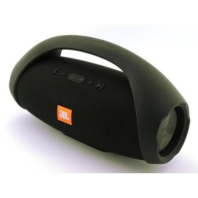 Портативная bluetooth колонка JBL Boombox BIG FM MP3 Чёрная