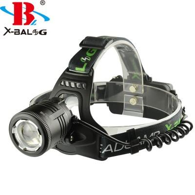 Налобный фонарик BL POLICE 2177 T6