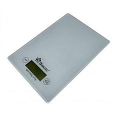 Сенсорные электронные кухонные весы до 7 кг Domotec MS 912 Белые
