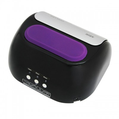 УФ лампа для ногтей Beauty nail 18K CCFL LED 48W сушилка сенсор Чёрный
