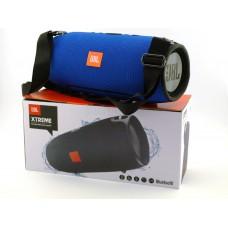Беспроводная Bluetooth Колонка JBL Xtreme BIG Синий (реплика)