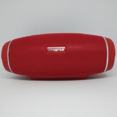 Портативная bluetooth колонка спикер Hopestar H27 Красная
