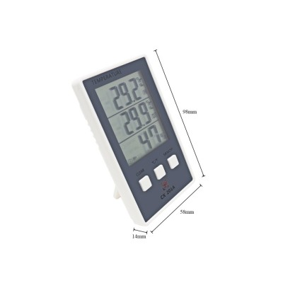 Метеостанция Термометр Гигрометр CX-201A c выносным датчиком