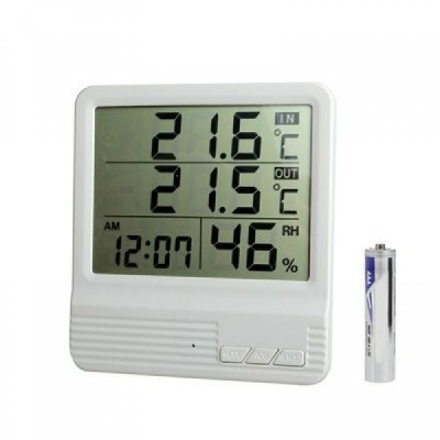Метеостанция Термометр Гигрометр CX-301A c выносным датчиком