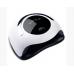 LED UV лед уф лампа SUN BQ-5T 120W с ручкой для наращивания ногтей, гель лак Белая