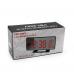 Зеркальные LED часы с будильником и термометром VST-888Y Чёрные зеленная подсветка