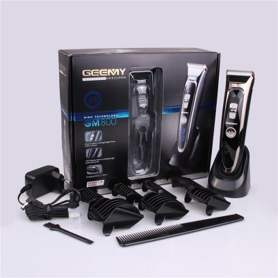 Беспроводная Машинка для стрижки волос Geemy GM-800