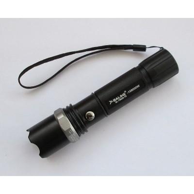 Тактический фонарь POLICE BL 8626 T6 99000W фонарик 500 Lumen