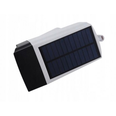 Фонарь-прожектор в виде камеры с солнечной батареей T-28 COB 20W