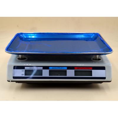 Торговые электронные весы Domotec CK-982S 6V до 50 кг