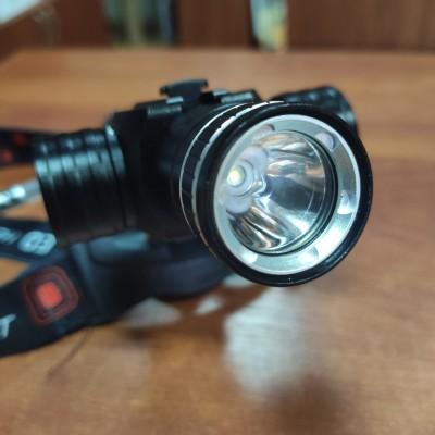 Налобный фонарик для дайвинга подводный Bailong BL-8756-T6 фонарь