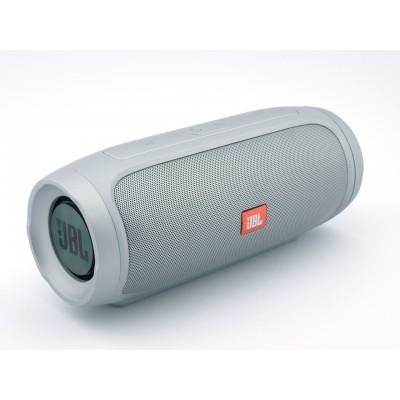 Портативная bluetooth колонка спикер JBL Charge 4 FM, MP3, радио Серая