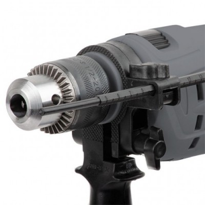 Дрель ударная 550 Вт, 0-2800 об/мин, 1.5-13 мм, реверс, плавная регулировка INTERTOOL DT-0107