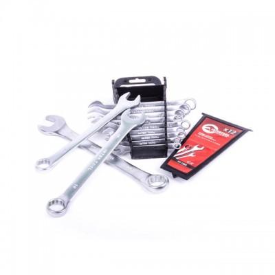 Набор ключей комбинированных 12 ед. INTERTOOL HT-1203
